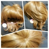 [Sponsored モニプラ x Fashion ファッション x Review レビュー] PRISILA All Wig Loose Airy Short Wig (TAY) Review (プリシラルーズエアリーショートウィッグ[TAY]レビュー)の画像(4枚目)