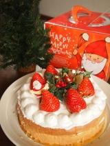 クリスマスケーキの画像(8枚目)