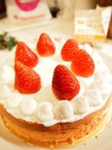 クリスマスケーキの画像(6枚目)