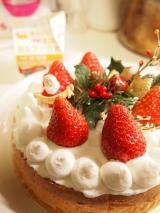 クリスマスケーキの画像(7枚目)