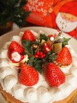 クリスマスケーキの画像(9枚目)