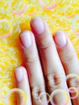 ☆ママノ カグヤ 指先マッサージオイル de ネイルケアの巻☆の画像(3枚目)