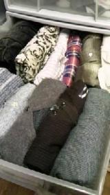 引き出し収納のストレスを一気に解消!コーディネートも楽しくなる衣類収納アイテム