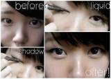 [Sponsored モニプラ x Makeup メイク x Review レビュー] Sweetsalon's W Brown Eyeliner Review (スウィートサロン Wブラウンアイライナーのレビュー)の画像(6枚目)