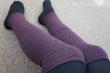 冷えやすい足元をしっかりとあったかくサポート♪2wayの足首レッグウォーマー☆