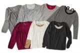 【マックヒート】加工 navy naturalデザイン長袖Tシャツの画像(3枚目)