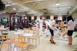 ワンランク上のスポーツクラブはアットホームな仕掛けがいっぱい♡の画像(6枚目)