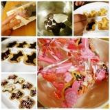 共立食品 お菓子作り♪の画像(3枚目)