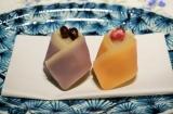 鈴懸さんの節句菓子『女雛』と『雄雛』の画像(1枚目)