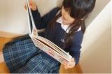 【子ども服】ランズエンドのコットンカーディガンで品よく、上品に♪の画像(5枚目)