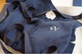 【子ども服】ランズエンドのコットンカーディガンで品よく、上品に♪の画像(1枚目)