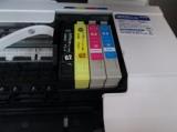 高品質・低価格インク革命オリジナル互換インク+L判写真紙(50枚セット)  使ってます♪