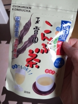 減塩こんぶ茶の画像(1枚目)
