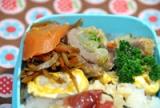 「今日のお弁当☆春を感じるヘルシーなカツ。。(*^^*)☆」の画像(5枚目)