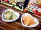 トルティアチップス☆アボカドクリームチーズ味&ほんのりフルーティなトマト味の画像(2枚目)