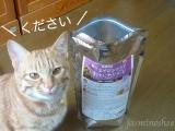 猫モニター: 猫ちゃんのエイジングケアに特化したおもいやりフード レビューの画像(8枚目)