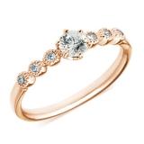 あなたがプロポーズの時に贈られたい、婚約指輪をWEB上で完成させてください!←参加中!の画像(1枚目)