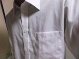 肌触りバツグン♪ノーアイロンで着れちゃう「アポロコット」ワイシャツお試し。の画像(4枚目)