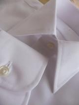 肌触りバツグン♪ノーアイロンで着れちゃう「アポロコット」ワイシャツお試し。の画像(3枚目)