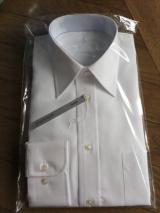 肌触りバツグン♪ノーアイロンで着れちゃう「アポロコット」ワイシャツお試し。の画像(1枚目)