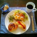 Pasco おうちパン工房 GWののんびり朝は焼き立てあさごパン♪の画像(1枚目)