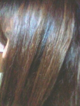 広がる髪もしっとりまとまる♫