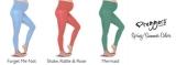 ハリ脚に悩む女性におすすめ!プレッガーズ段階式着圧春夏カラーフットレスタイツの画像(2枚目)