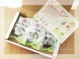 【蒟蒻畑ララクラッシュぶどう味(4個入) 3袋】試食レビューの画像(1枚目)