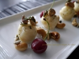 Rare Hawaiian Organic White Honey★ホワイトハニーナッツ&マッシュポテトのチーズボールの画像(3枚目)