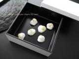 「Rare Hawaiian Organic White Honey★ホワイトハニー☆メレンゲクッキー(プレーン・柚子)」の画像(5枚目)