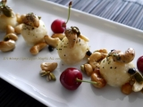 Rare Hawaiian Organic White Honey★ホワイトハニーナッツ&マッシュポテトのチーズボールの画像(8枚目)