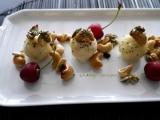 Rare Hawaiian Organic White Honey★ホワイトハニーナッツ&マッシュポテトのチーズボールの画像(4枚目)