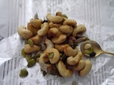「Rare Hawaiian Organic White Honey★ホワイトハニーナッツ&マッシュポテトのチーズボール」の画像(7枚目)