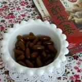 ★20種類のアミノ酸/えがおの黒酢生姜★の画像(2枚目)