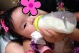 リッチェルの広口ガラスほ乳びん☆モニプラの画像(6枚目)