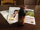 「アロニア果汁で!」の画像(1枚目)