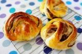 「おうちパン工房 小麦の匠」でうずまきあんパンの画像(1枚目)