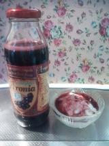 「アロニア果汁100%ジュース」の画像(4枚目)