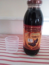「アロニア果汁100%ジュース」の画像(1枚目)