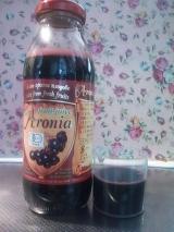 「アロニア果汁100%ジュース」の画像(2枚目)
