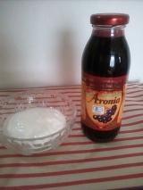 「アロニア果汁100%ジュース」の画像(3枚目)