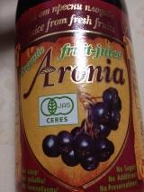 「アロニア果汁☆ポリフェノールブルーベリーの5倍♪( ´▽`)」の画像(2枚目)