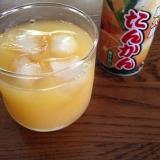 屋久島のたんかんジュース。ストレート果汁30%使用。の画像(1枚目)