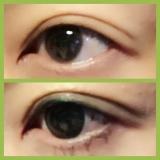黒より使える!やさしい瞳が演出できる、使えるジェルアイライナー★の画像(4枚目)