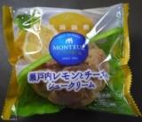 瀬戸内レモンとチーズのシュークリーム&ゆるとろプリン・はちみつの画像(1枚目)