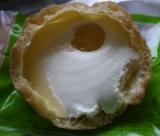 瀬戸内レモンとチーズのシュークリーム&ゆるとろプリン・はちみつの画像(2枚目)