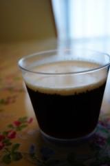 コーヒーゼリーとホットケーキの画像(2枚目)