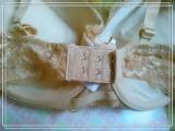 「モニプラ × ペコブラ Vシリーズのブラ&ショーツセット」の画像(6枚目)