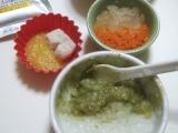無添加の野菜パウダーで離乳食の画像(19枚目)