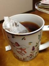 きれいなカップイン・コーヒー